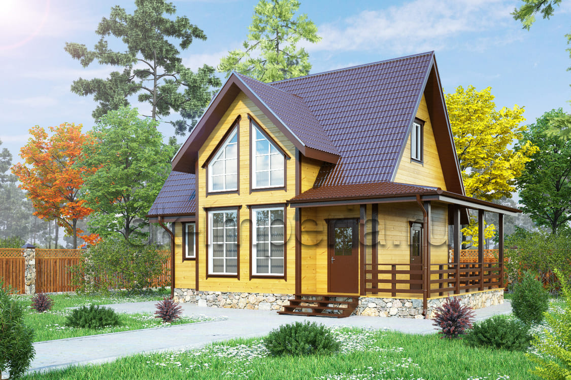 Каркасный дом: Проект Вавилон